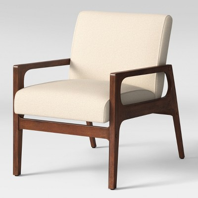 Peoria Wood Arm Chair Tan - Project 62™ : Target