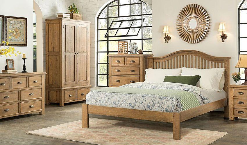 Solid Oak Bedroom Furniture Sets | Oak Bedroom Furniture UK