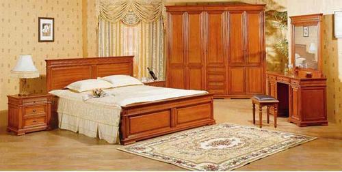 Wooden Bedroom Furniture set at Rs 40500/set(s) | Sanganoor