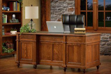 Amish Desks: Shop Solid Wood Desks on CountrysideAmishFurniture.com