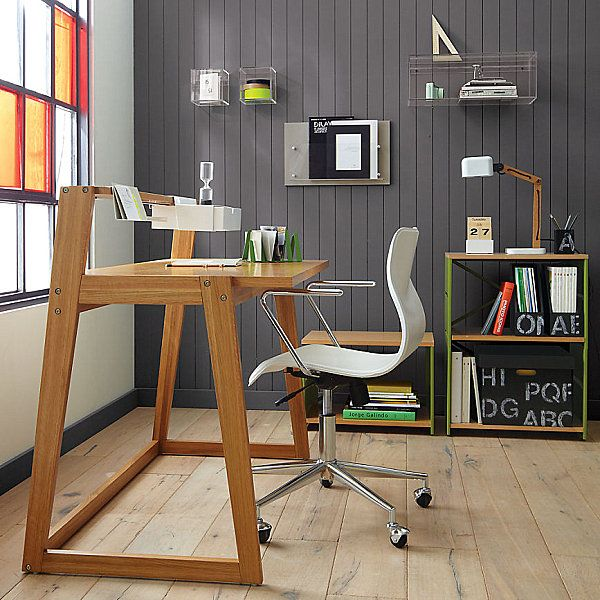 20 Stylish Home Office Computer Desks | Spaces were creative people