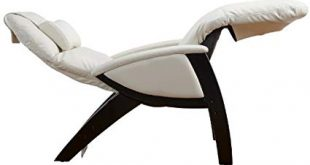 Amazon.com: Svago Zero Gravity Recliner - Ivory Butter Touch Bonded