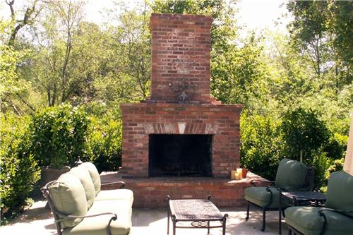 ... md; wood outdoor fireplace DPDSLRT