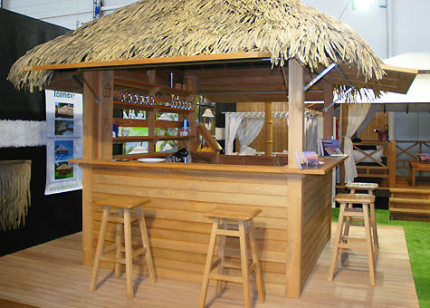 ... residential garden bar pirateu0027s tavern honeymoon ... FPRBLUE