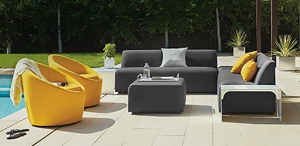 12 Modern Outdoor Furniture Finds Bxmxrsr