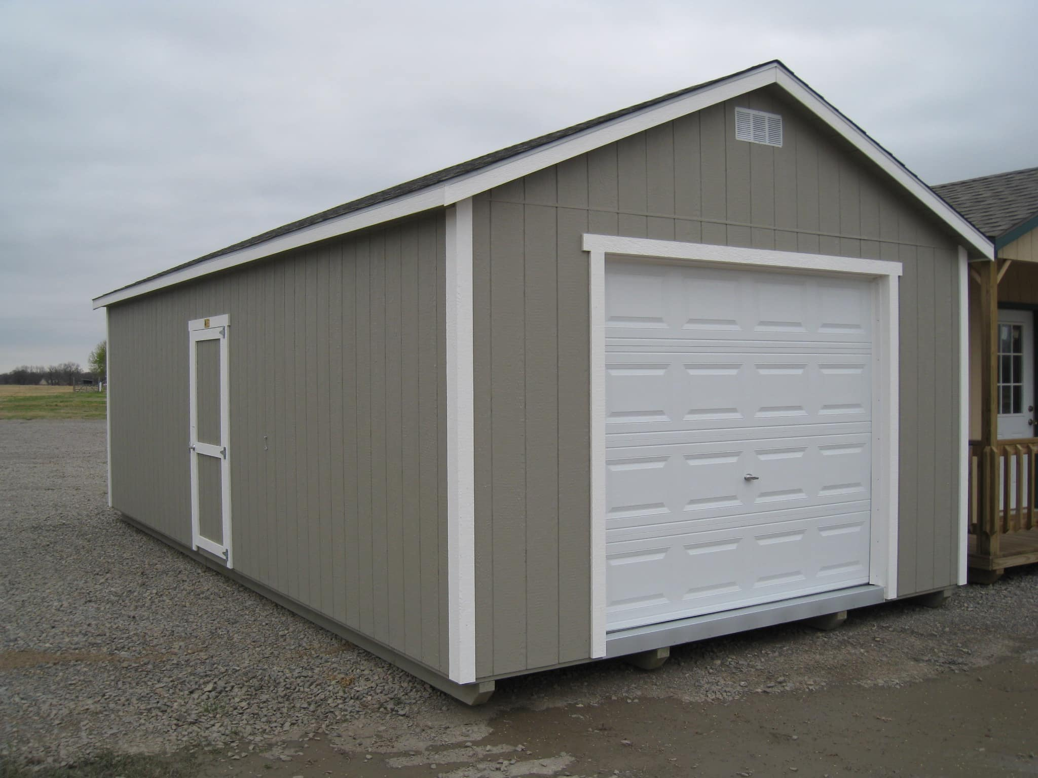 14×28 portable garage NJXBGSK
