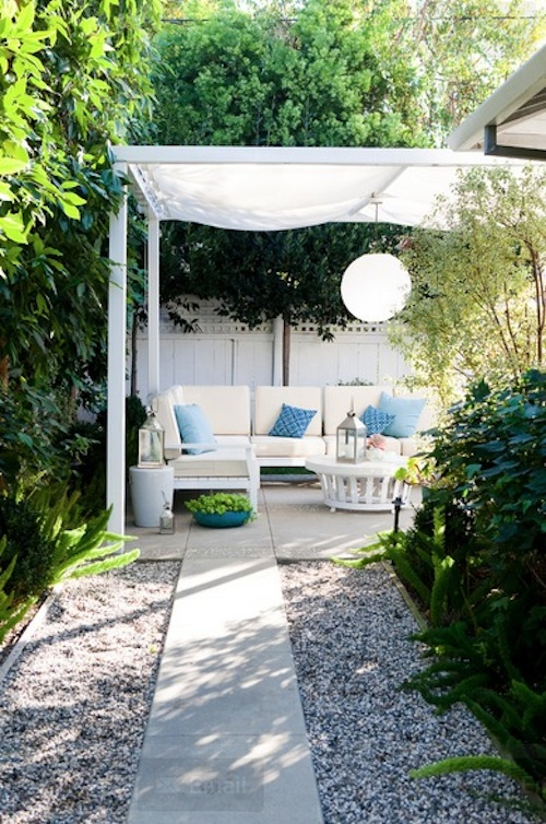 15 small backyard ideas to create a charming hideaway FQUNXBA