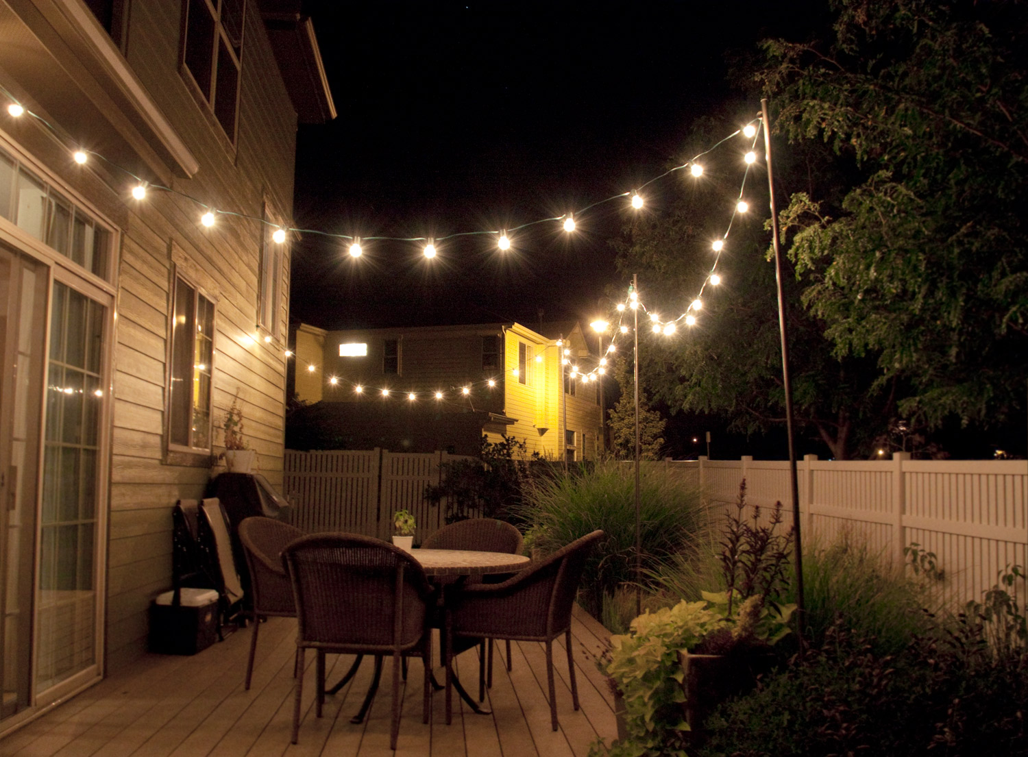 17+ outdoor lighting ideas for the garden - scattered thoughts of a crafty  mom by jamie EIQOCEN