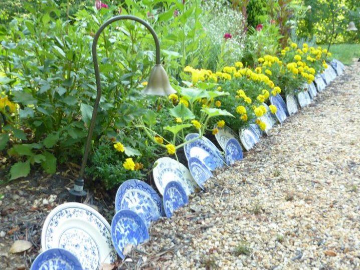 17 simple and cheap garden edging ideas for your garden (10) ITRZDZZ