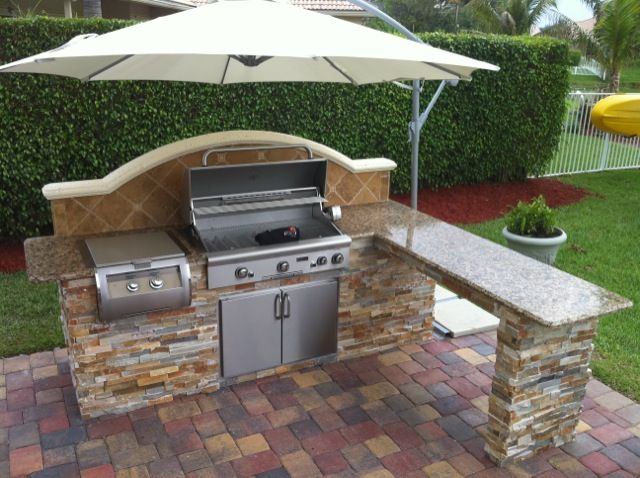 18 outdoor kitchen ideas for backyards MCPRIZX