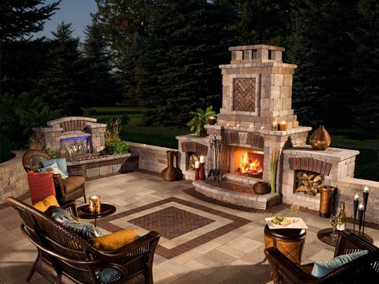 Tips for Constructing an Outdoor Fireplace