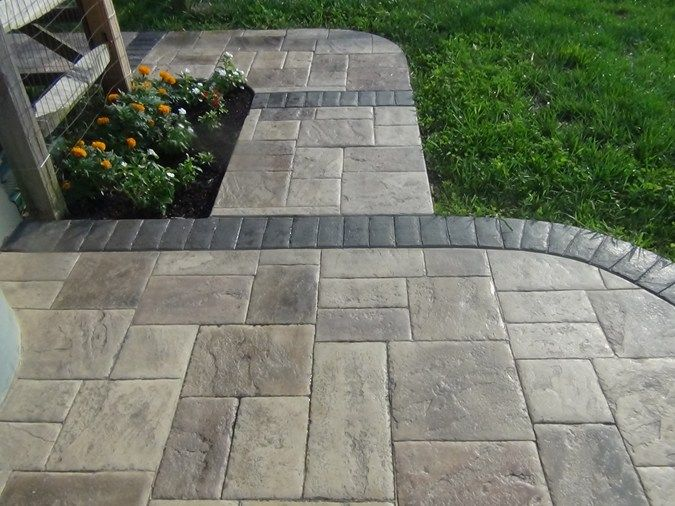 25+ best ideas about stamped concrete on pinterest | concrete patio, stamped  concrete patterns and stained LXWKOWD