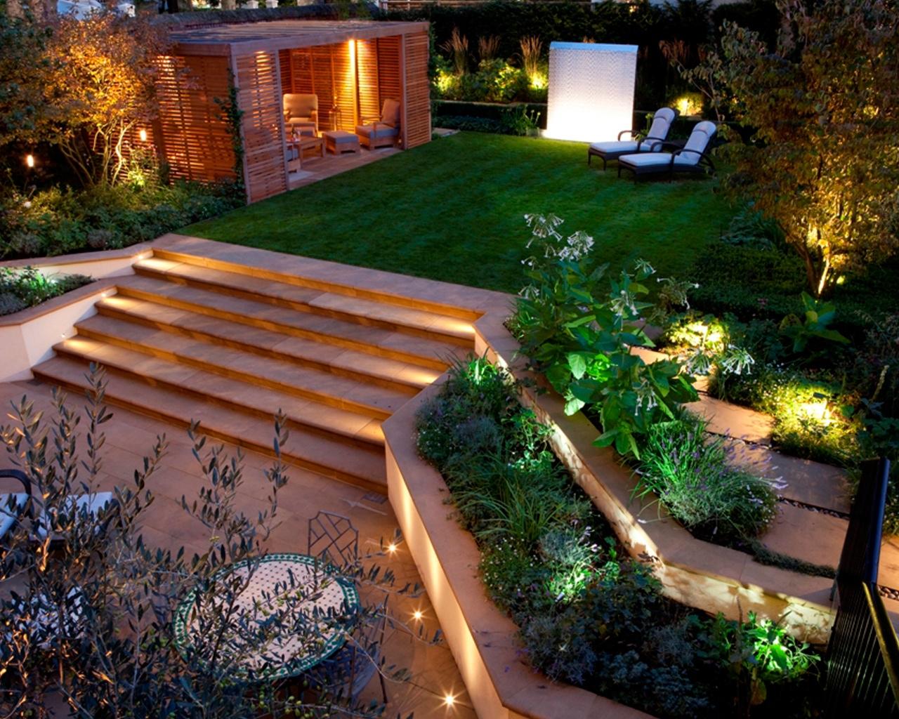 50 modern garden design ideas to try in 2017 DOVEQYG