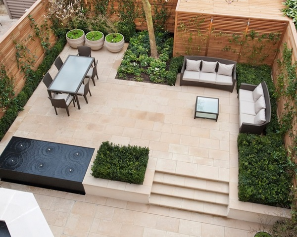 50 modern garden design ideas to try in 2017 QZJZSJQ