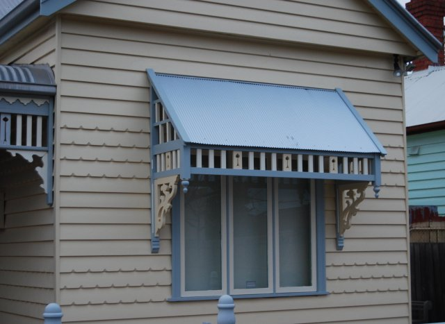 a beautiful and functional curb appeal with window awnings - patio and  garden IPGUNWB