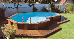 above ground pools 10 awesome above ground pool deck designs KDKSQYH
