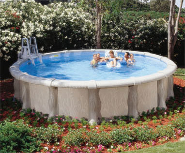 above ground pools ZLMGRPE