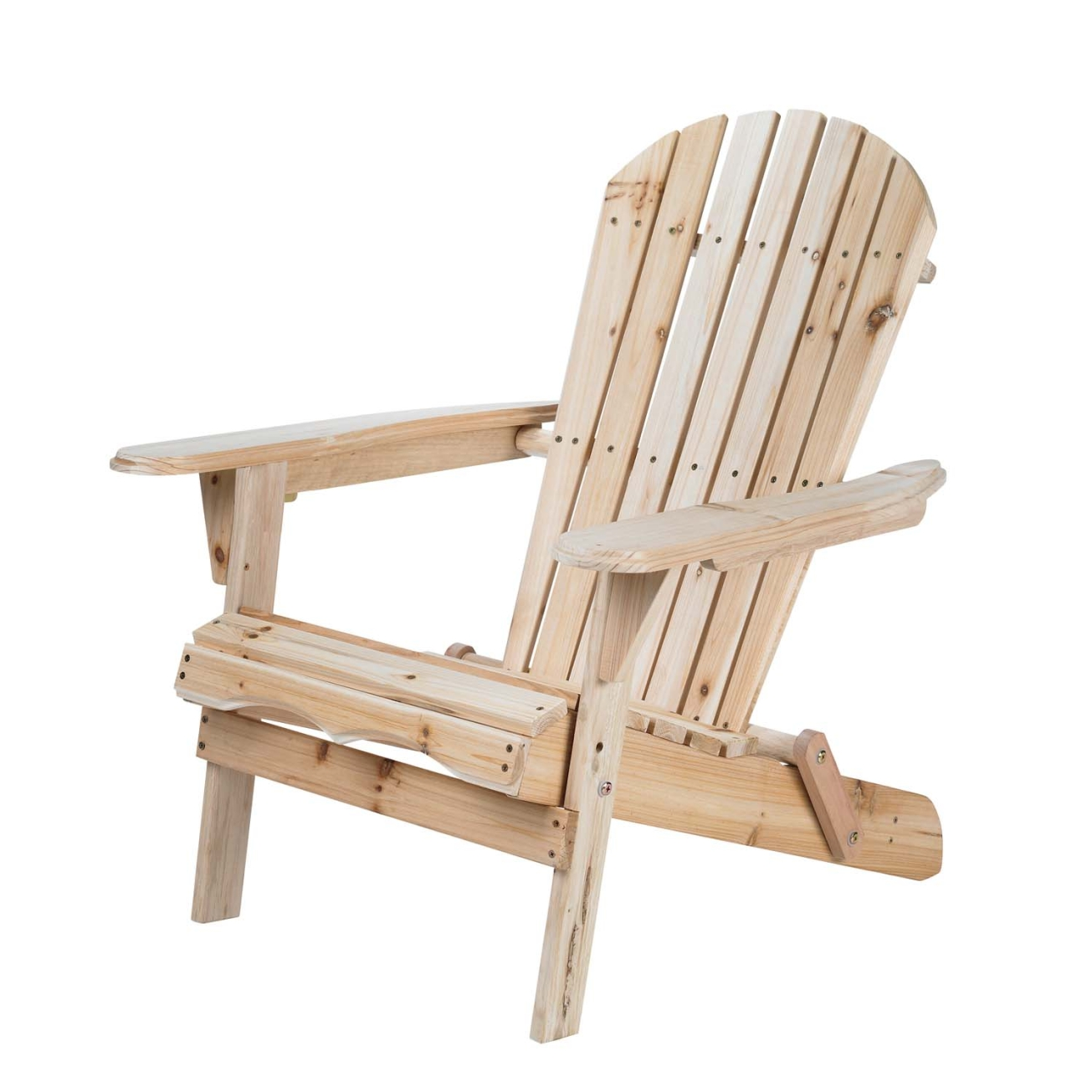 adirondack chairs living accents folding adirondack chair - ace hardware DXCUERH