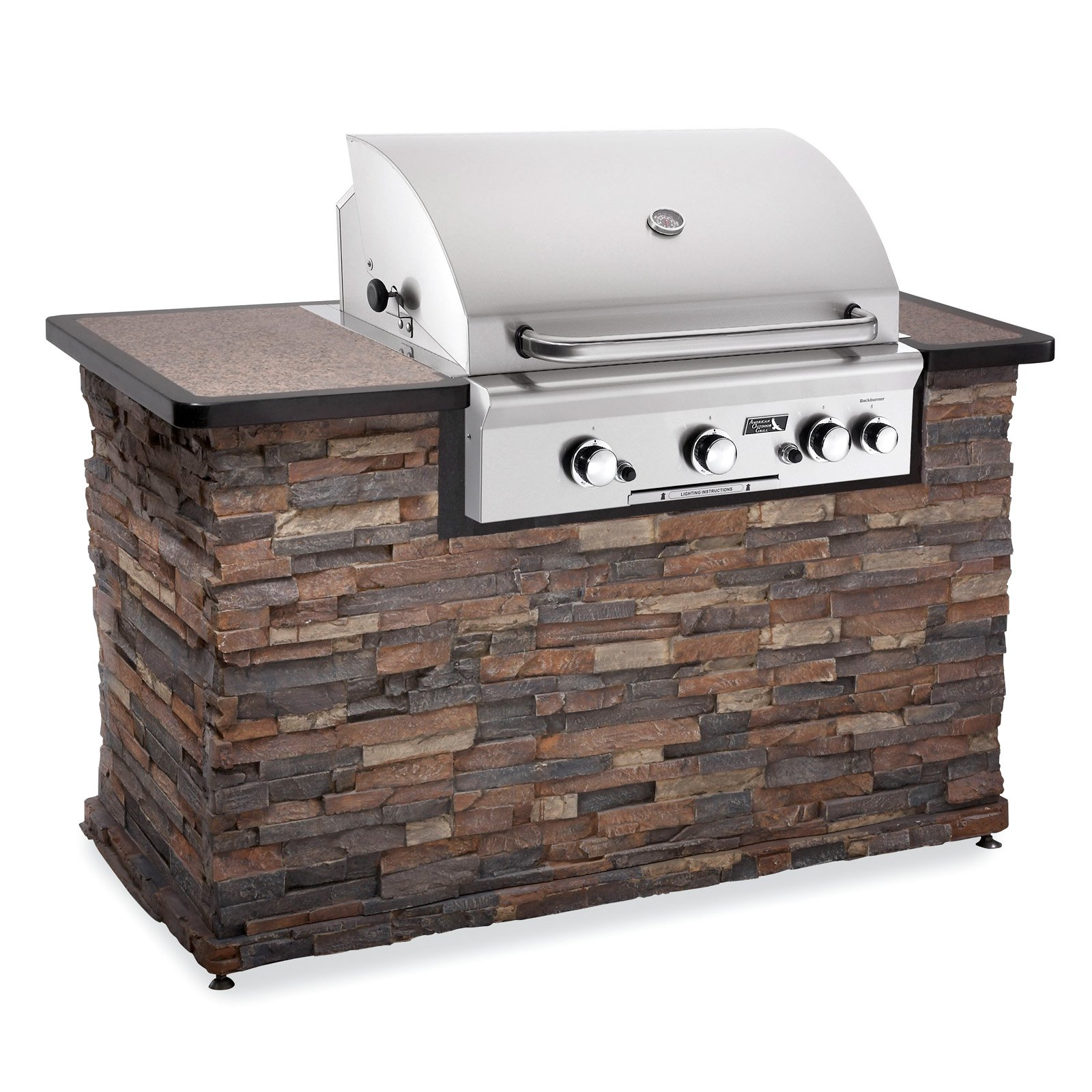 american outdoor grill 36 inch built-in gas grill - gas grills at hayneedle KGPHOLQ