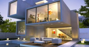 an overview of modern homes FUNSVAE