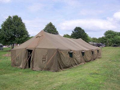 army tent g.p. large 18u0027x52u0027 tt10008 CIGHFQH