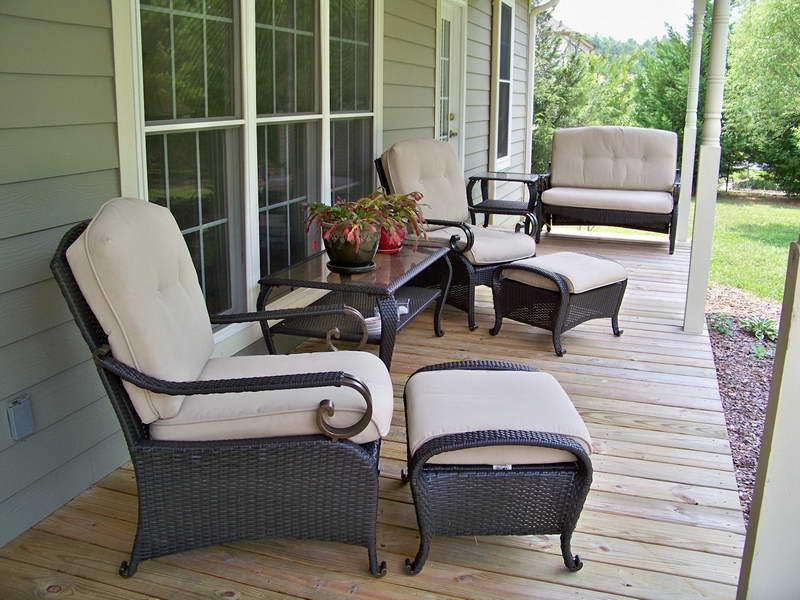 attractive front yard furniture front porch furniture sets front porch  decorating ideas front ... OBFSSIK