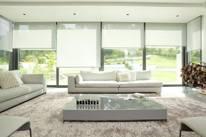 automatic blinds advantages of electric blinds GINVSUN