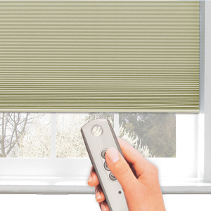 automatic blinds springs window fashions KUNIMIM