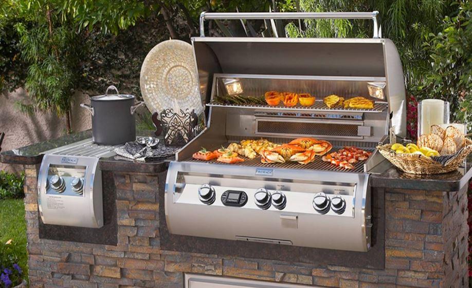 backyard grill QCBKFEJ