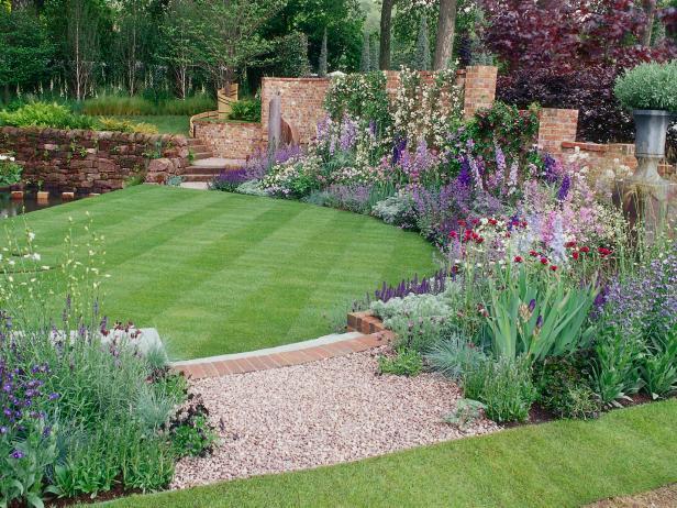 backyard landscaping backyard ideas | hgtv FEAXFKQ