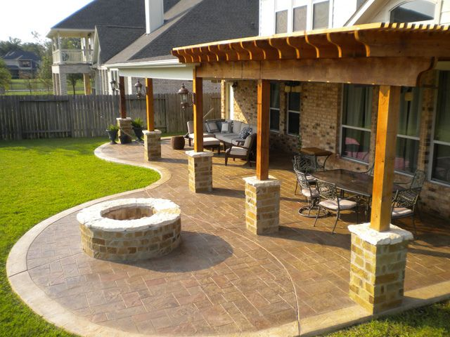 backyard patio ideas 77 cool backyard deck design ideas JVCTTWM