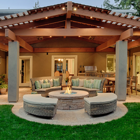 backyard patio ideas love this outdoor setup!! outdoor kitchen tucson arizona design ideas,  pictures, remodel AONAVTG