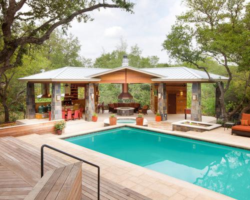 backyard pool house designs pool house traditional pool atlanta by  innovative construction inc saveemail ZDYQAOU