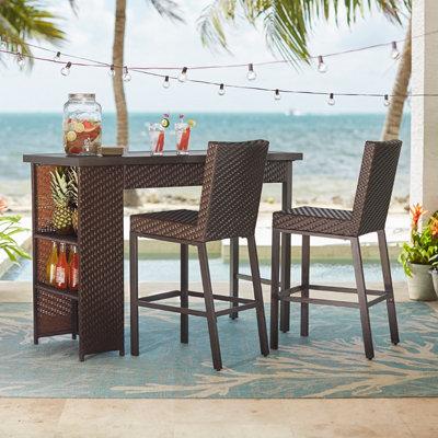 balcony furniture outdoor bar furniture MNLUGQU