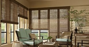 bamboo blinds blinds.com deluxe woven wood shade ZNTUIOU