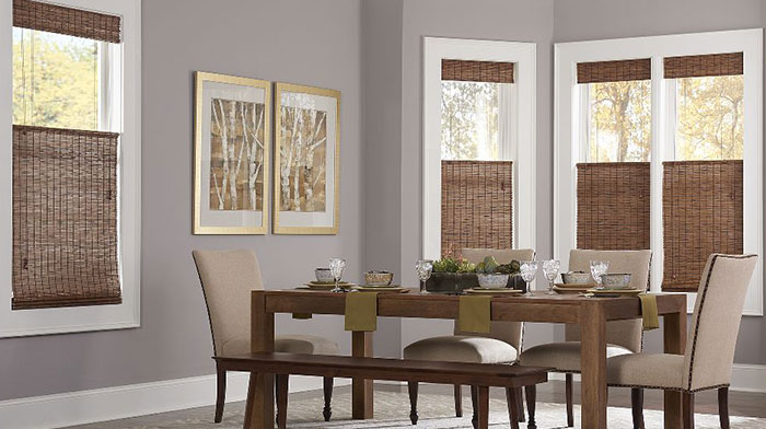 bamboo shades blinds.com woven wood shade HOKZWIK