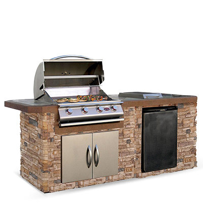 barbecue grill outdoor kitchens grill GXVSPNR