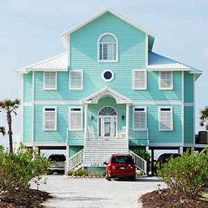 beach houses beach front vacation rental NPTUFQW