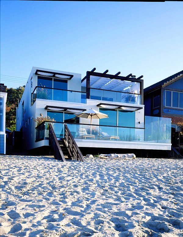 beach houses coastal living: beach house decorating ideas MOUNLIU
