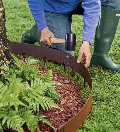 best 20+ landscape edging ideas on pinterest | landscaping borders, garden  design and landscaping edging VAOJBIM