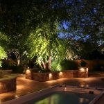 Garden lights ideas