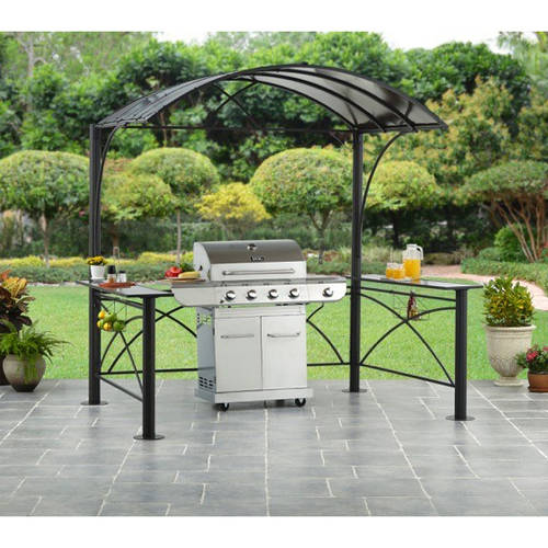better homes and gardens archfield hardtop grill gazebo ZDAXIOC