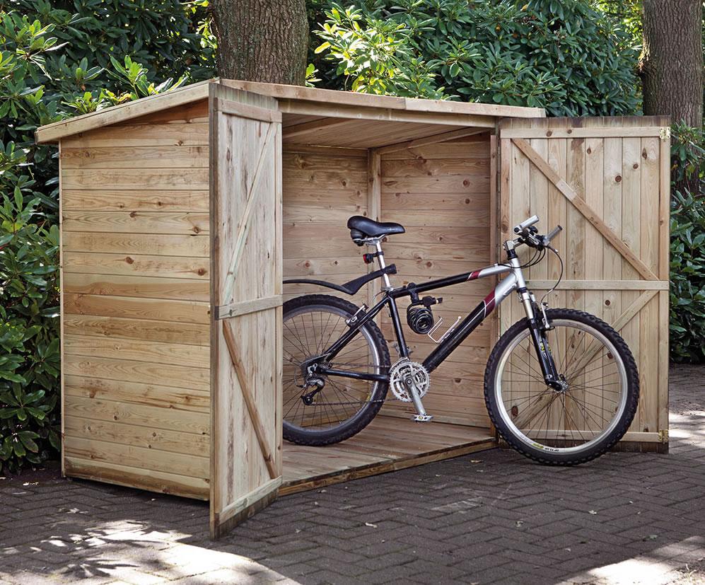 bike shed bike strore tanalised shed ... JSTDCKA