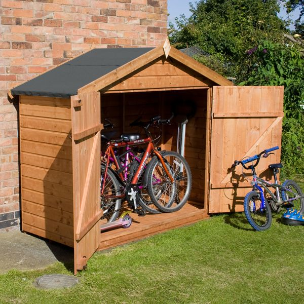 bike shed shedswarehouse.com | oxford | bike store 7ft x 3ft premier tongue u0026 groove  with ONVZSBP