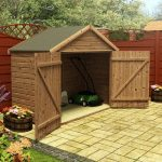 Features of the best bike storage shed