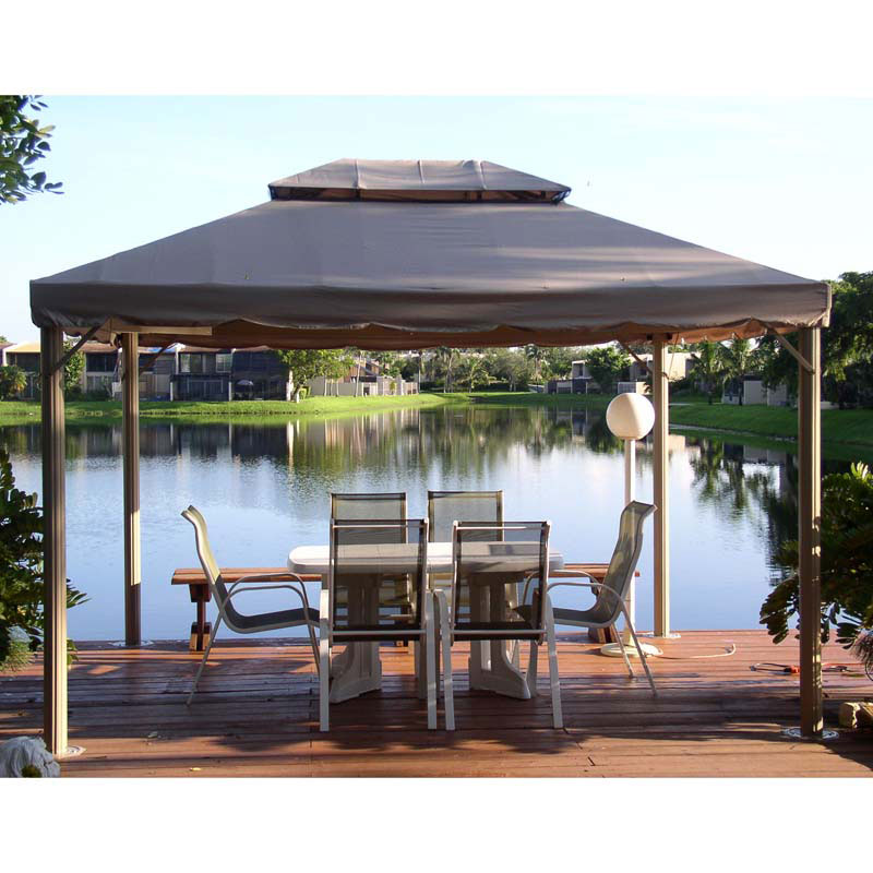 bjs bond 10 x 12 gazebo canopy replacement - 350 SEMYGAP