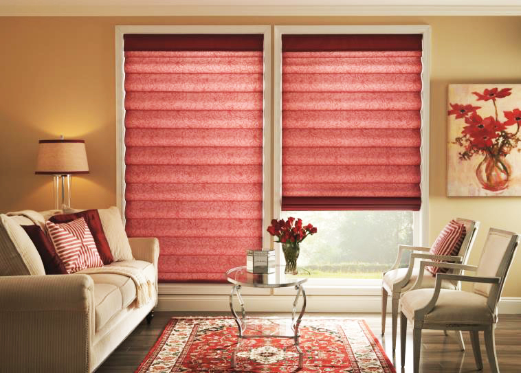 budget blinds colorful roman shades QGMFBCP