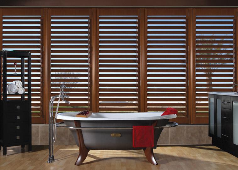 budget blinds moisture resistant plantation shutters NWURWRI