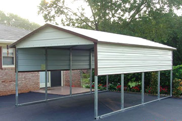 build and construct your own carport kits online from the comfort of your  home. ABWTWJI