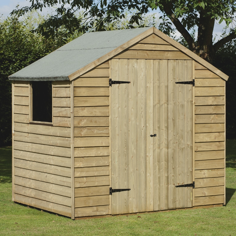 build wooden sheds for various purposes AHFSFZK